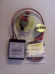 Boyer Electronic Ignition 500 650 750 Triumph, BSA Twin