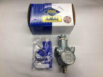 """Amal Monobloc 389 Single Carb 1 3/16"""" Bore-TR6, '64-'67 Triumph"""