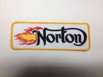 Patch Norton Flames