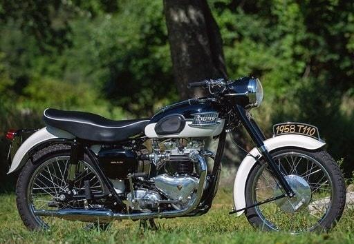 1958 Triumph T100